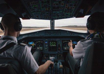 pilot strike