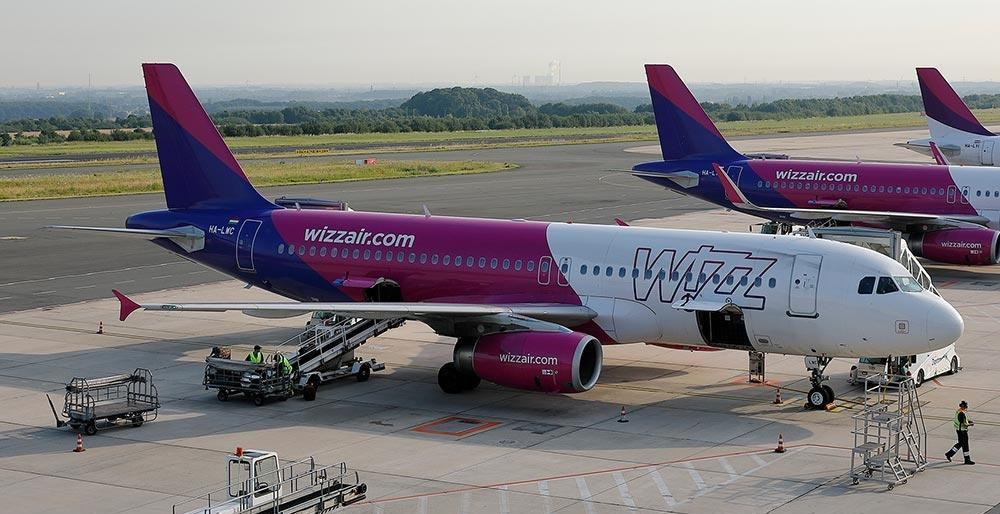 Wizz Air Planes